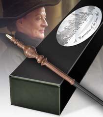 Professor McGonagall's wand
