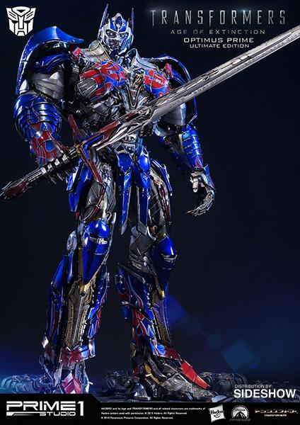 cinema replicas optimus prime polystone statue