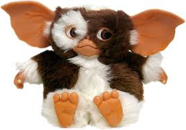 "Gremlins Dancing Gizmo Plush 8"" w/Sound"