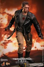 Terminator: T-800 Battle Damaged 1/6 scale figure