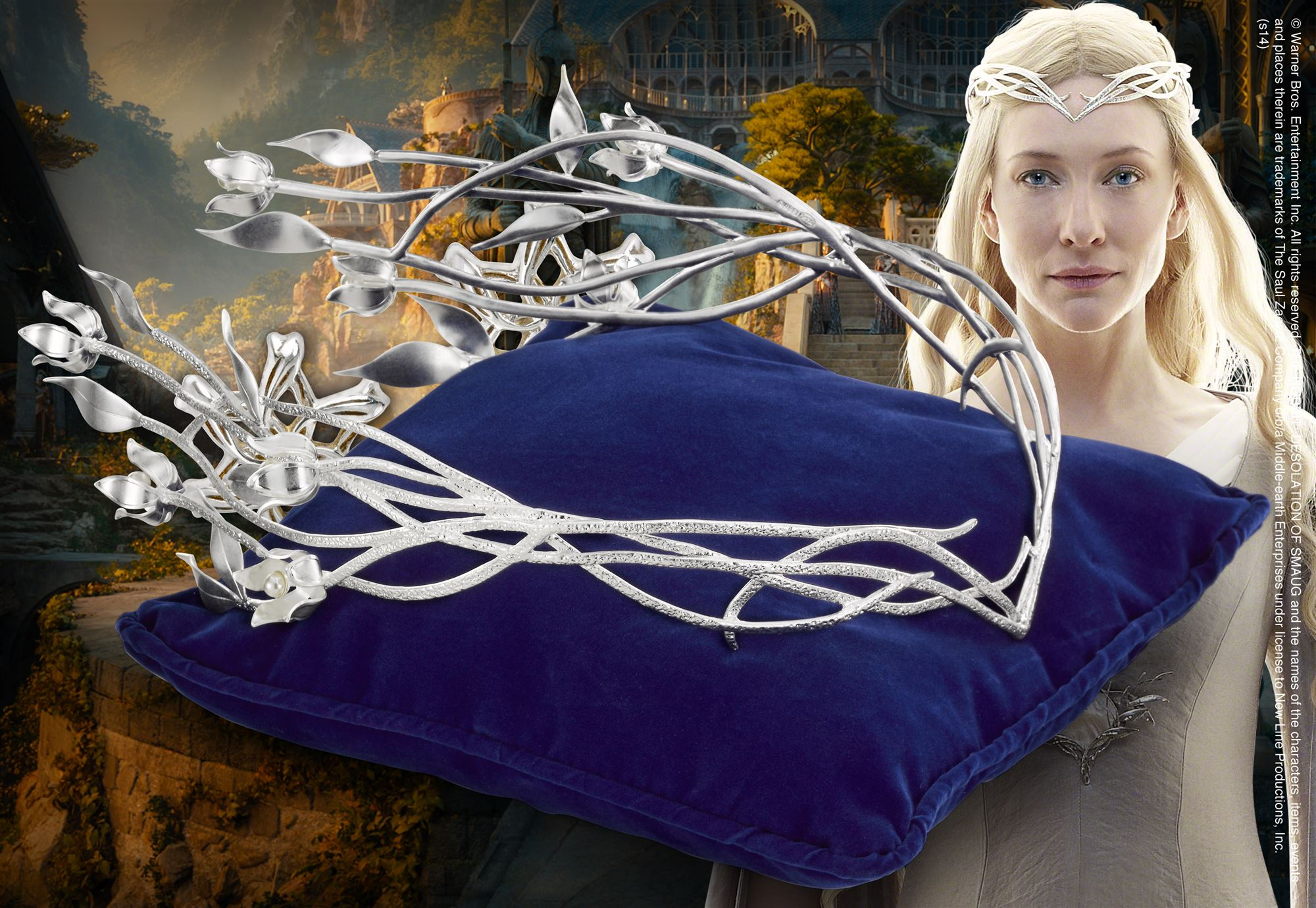 Cinema Replicas - Galadriel Headdress - 445.1KB