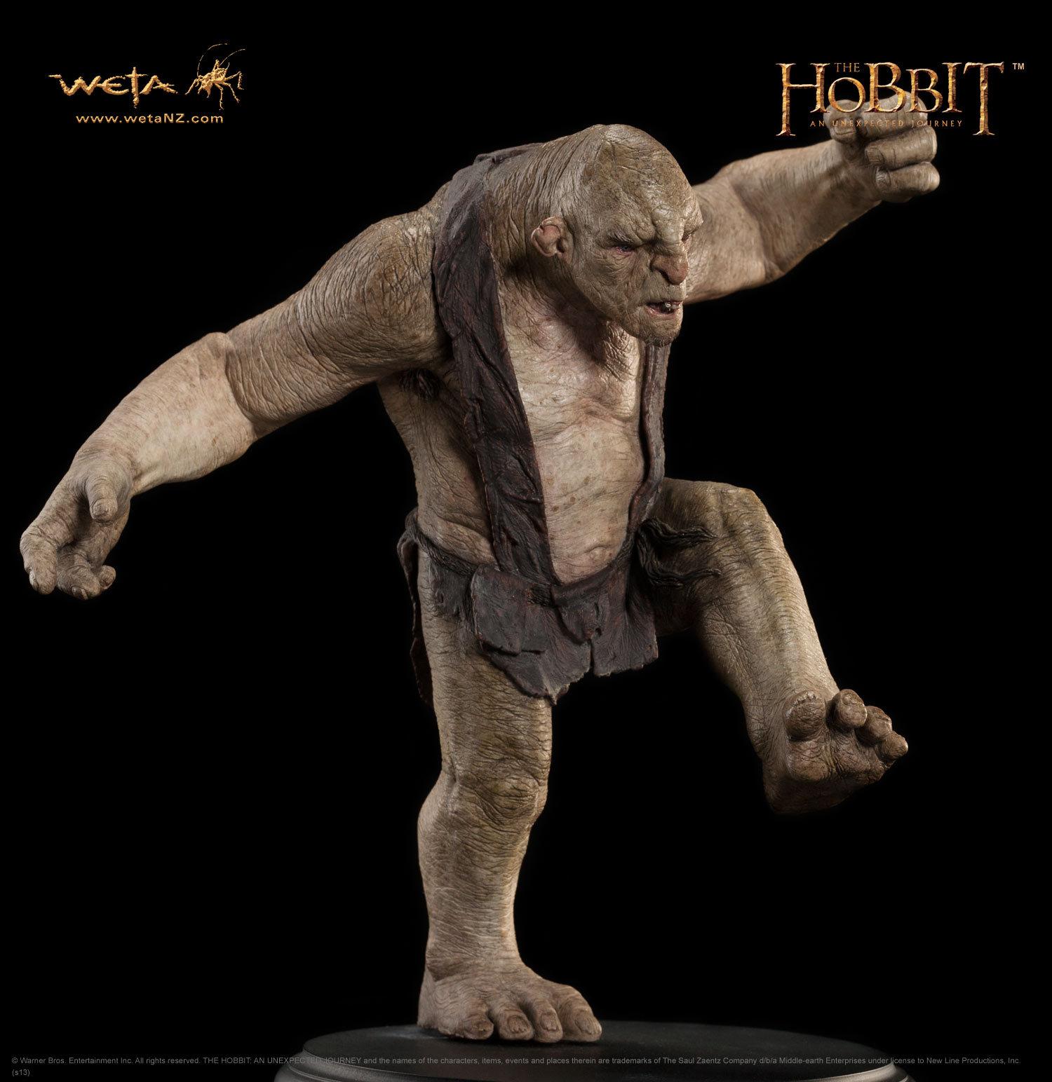 trolls from the hobbit