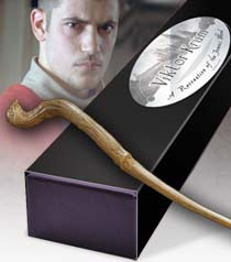 The wand of Viktor Krum