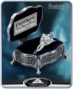Arwen Evenstar CR Exclusive  Sterling Silver