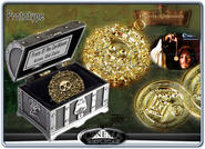 Aztec Gold Coin CR Exclusive 24k edition