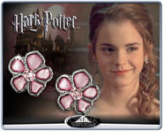 HP Hermione's Yule Ball Earrings