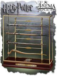 Triwizard champions wand set