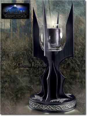 Saruman candle holder