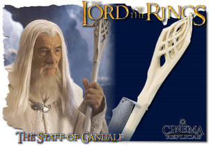 Staff of Gandalf.