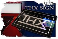 THX Sign