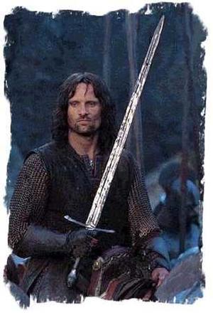 Sword of strider