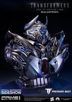 Transformers: Age of Extinction: Galvatron 9 inch Bust