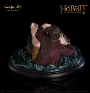 The Hobbit: Bilbo Baggins Barrel Rider