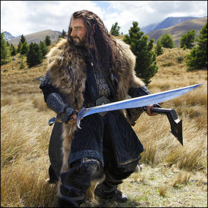The Hobbit: Orcrist, Sword of Thorin Oakenshield