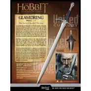 The Hobbit: Glamdring, the Sword of Gandalf