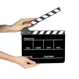Film Directors clapboard