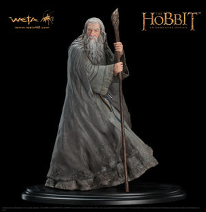 The Hobbit: Gandalf the Grey 1/6 statue