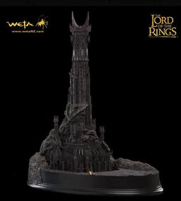 The Tower of Barad Dur Fortress of Sauron Environment