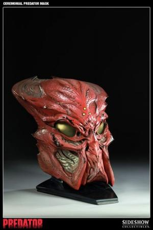 Predators Ceramonial Mask Prop Replica