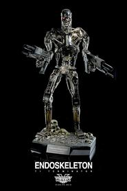 Endoskeleton Quarter Scale Figure
