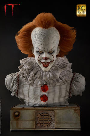 Pennywise 1:1 Scale Bust