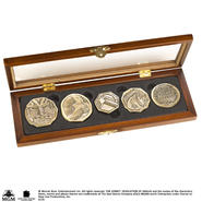 The Hobbit: Dwarven Treasure Coin Set