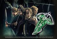 Elven leaf brooch CR Exclusive  version