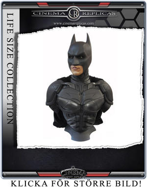 Batman: The Dark Knight 1:1 Bust