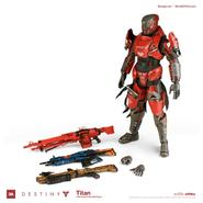 Destiny: Titan 1/6 Scale Figure