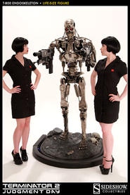 T-800 Endoskeleton 2.0 Life Size Replica