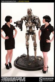 T-800 Endoskeleton 2.0 Life Size Replica