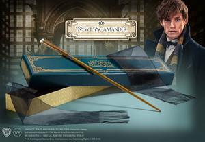 Newt Scamander's Stav Ollivander's version