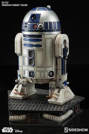 R2-D2 Premium Format Statue