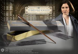 Porpentina Goldstein's Wand Ollivander's version