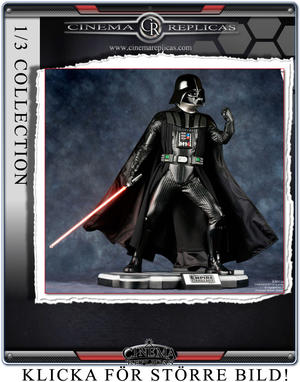 Darth Vader Cinemaquette 1/3 SUPER SCALE