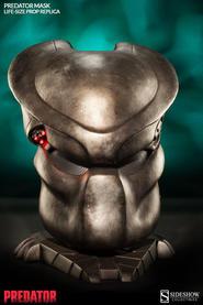 Predator: Predator Jungle Hunter Mask Prop Replica