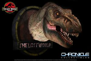 Jurassic Park: The Lost World 1/5th scale T-Rex Bust