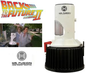Back To The Future: Mr Fusion Replica