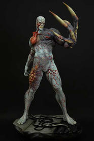 Resident Evil: Tyrant 1:4 Statue