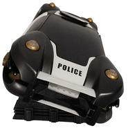 Total Recall: FLying Police Car Replica