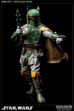 Star Wars: Boba Fett 12 inch Figure