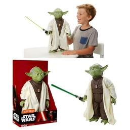Giant Sized Yoda Figure