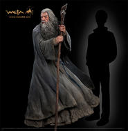 Gandalf the Grey Life Size Statue