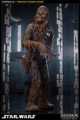 Chewbacca Premium Format Figure 1:4