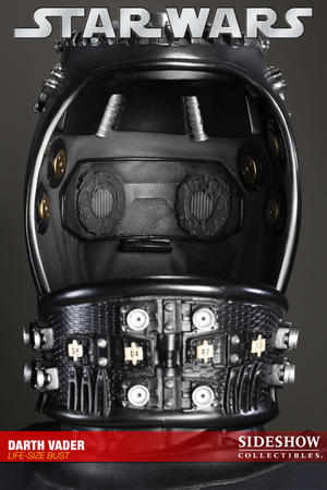 Darth Vader Life-size Bust