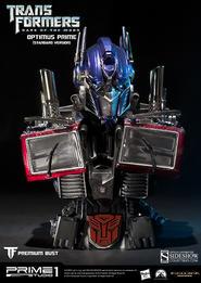 Transformers: Optimus Prime Bust
