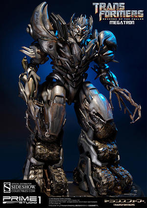 Transformers Revenge of the Fallen: Megatron Statue