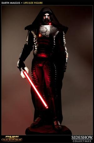 Star Wars The Old Republic: Darth Malgus Life-Size Figure