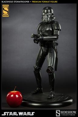 Blackhole Stormtrooper Exclusive Premium Format