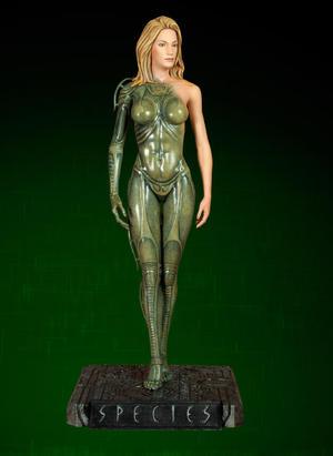 Species: Sil 1:4 Statue
